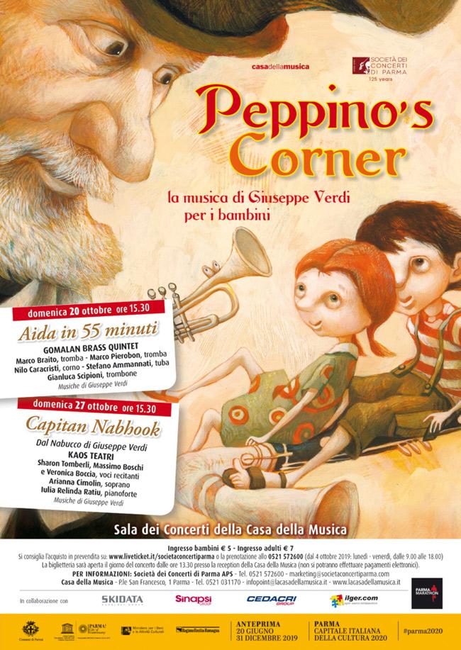 Peppino's Corner