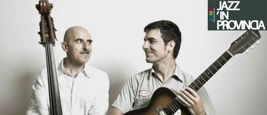 Pietropaoli & Viterbini Duo al teatro della Concordia di San Costanzo