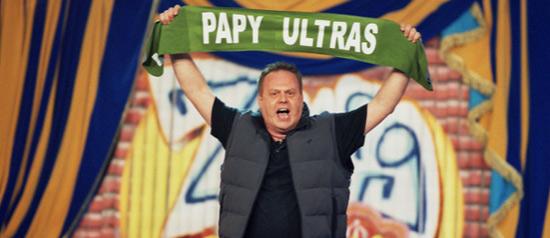 "Pino Campagna ""Non solo papy ultras"""