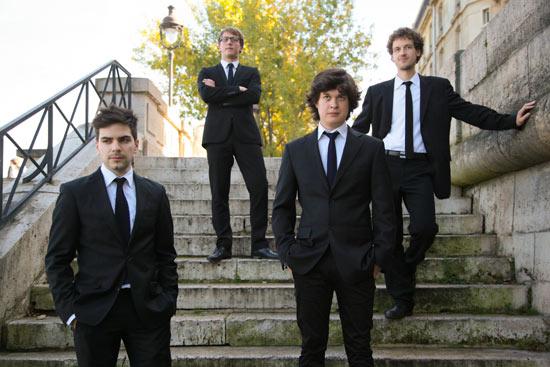 """Quatuor Van Kuijk all'Auditorium """"Spira mirabilis"""" di Formigine"""