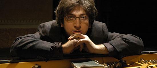 """Ramin Bahrami e Orchestra  d'Archi """"Fides in Musica"""" al Teatro di Cagli"""