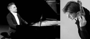 Yury Revich violino, Piotr Koscik pianoforte a Fossombrone