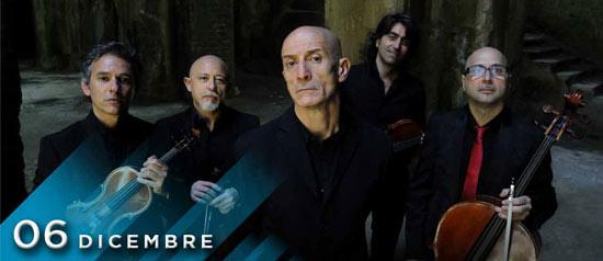 Peppe Servillo - Solis String Quartet al Capitol Club a Roma