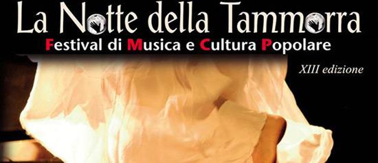 La Notte della Tammorra a Napoli