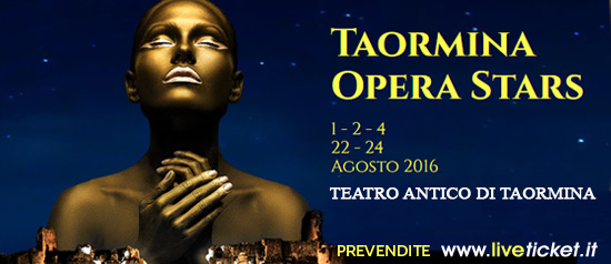 TAORMINA OPERA STARS 2016