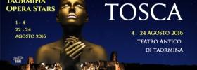 Tosca al Teatro Antico Taormina