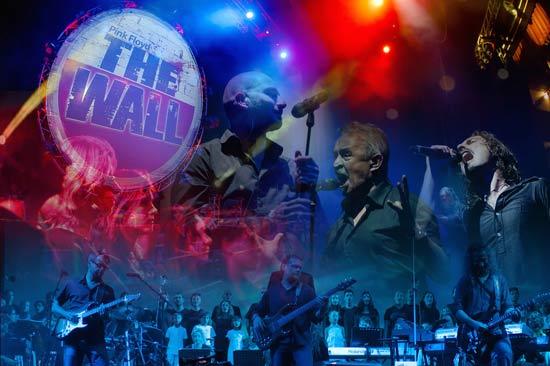 """""""The Wall Live"""" tribute al Cassano Festival"""