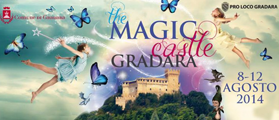 The Magic Castle Gradara 2016