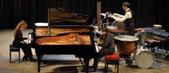 """""""100 anni sacre"""" Trio Diaghilev al Teatro San Carlo di Modena"""