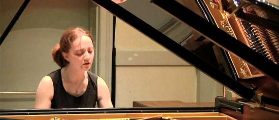 "Varvara Nepomnyashchaya all' Auditorium ""Spira mirabilis"" di Formigine"