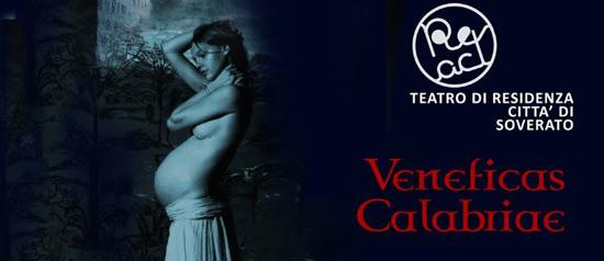 Veneficas Calabriae al Teatro Politeama di Lamezia Terme