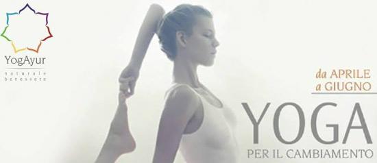 Yoga per il Cambiamento a Roma