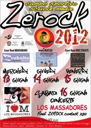 ZEROCK-2012