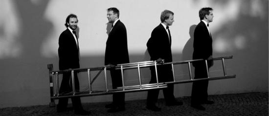 """Zemlinski Quartet all' Auditorium """"Spira mirabilis"""" di Formigine"""