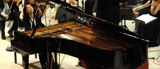 Zhi Chao Julian Jia pianoforte