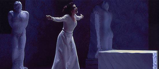 """Marinagela d'Abbraccio in """"Camille Claudel"""""""