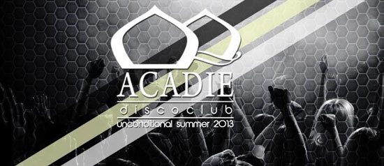 Unconditional Summer 2013 all'Acadie Club di Scalea