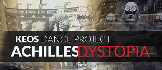 Achilles Dystopia al Teatro dell'Olivo a Camaiore