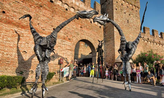 The Magic Castle Gradara 2015