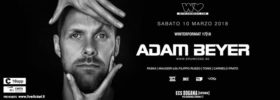 Super sound concert & Adam Beyer al ECS Dogana Club a Catania
