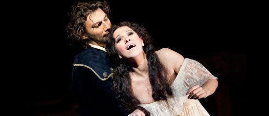 Adriana Lecouvreur in differita dalla Royal Opera House di Londra