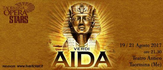 Taormina Opera Stars - Aida al Teatro Antico di Taormina