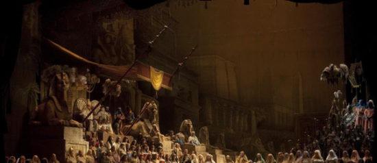Aida al Teatro alla Scala a Milano