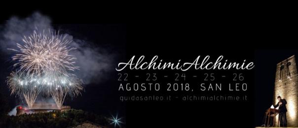 AlchimiAlchimie 2018 a San Leo