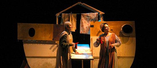 """""""Ali di Farfalle"""" al Teatro CorTe di Coriano"""