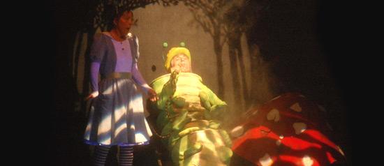 """""""Alice"""" al Teatro del Mare di Riccione"""