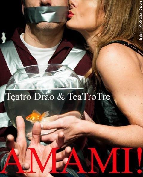 """""""Amami"""" al Teatro Cecchetti, Civitanova Marche"""