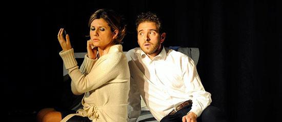 L'Amante di Harold Pinter in scena al Teatro Il Primo di Napoli