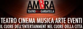 Teatro Ambra alla Garbatella a Roma
