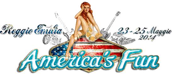 America's Fun #3 alla Fiera di Reggio Emilia