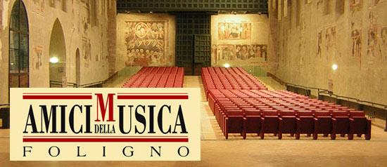 Eroi sono quelli che costruiscono la pace Auditorium San Domenico - Foligno