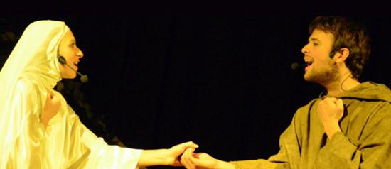 L'amore quello vero - Chiara e Francesco il musical