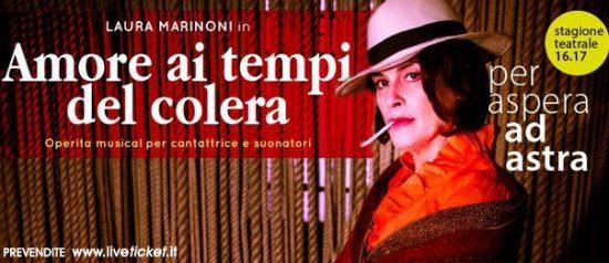 Amore ai tempi del colera al Teatro Astra di Bellaria Igea Marina
