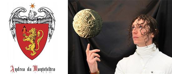 "Andrea Da Montefeltro ""Cielo e Terra - Visioni e Teofanie"" a Sestino"