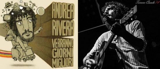 """Andrea Rivera """"Verranno giorni migliori"""" al Teatro del Mare di Riccione"""