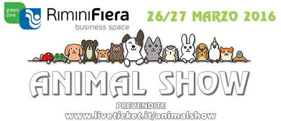 Animal Show Rimini Fiera