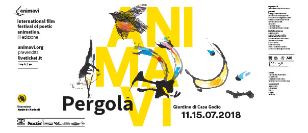 Animavì 2018 International film festival of poetic animation a Pergola
