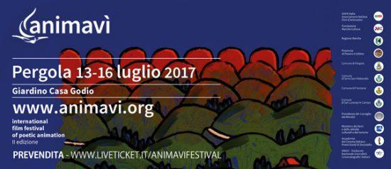 Animavì international film festival of poetic animation a Pergola