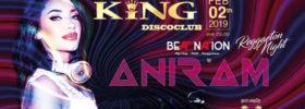 Beat Nation Reggaeton Night - DJ Aniram al King Disco Club di Castel San Giovanni