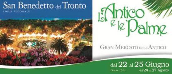 L'Antico e le Palme a San Benedetto del Tronto