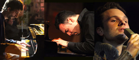 """Vincitori  Bettinardi 2013"" al Piacenza Jazz Fest"