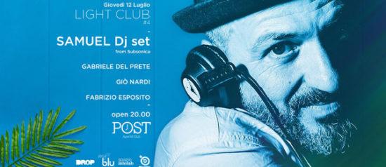 myblu® protagonista giovedì sera al Post Aperitif Club a Napoli