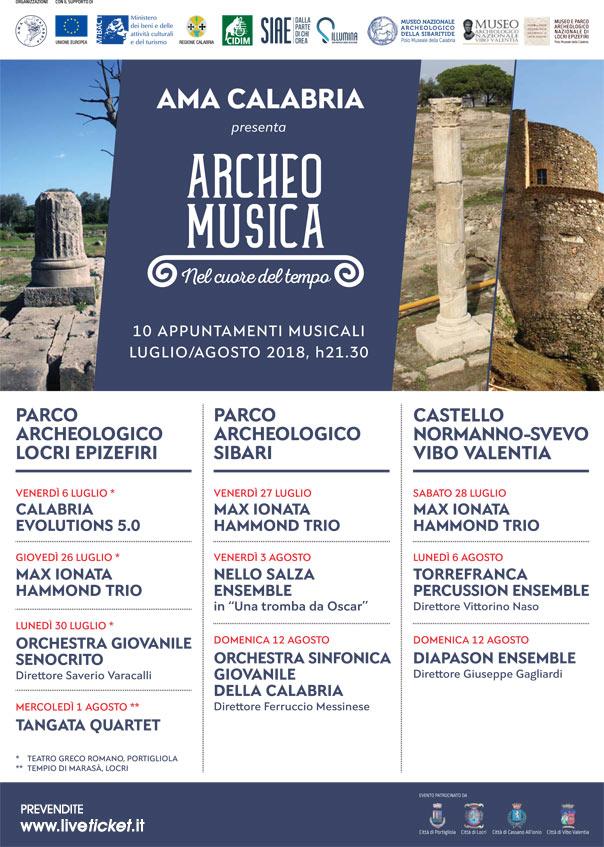 Archeo Musica 2018