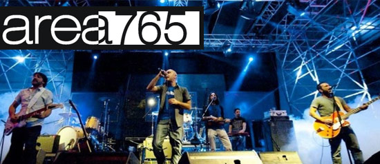 AREA765 in concerto a Nazzano