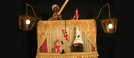 Arlecchino, fuga dal paese dei balocchi al Teatro Sant'Anna di Treviso