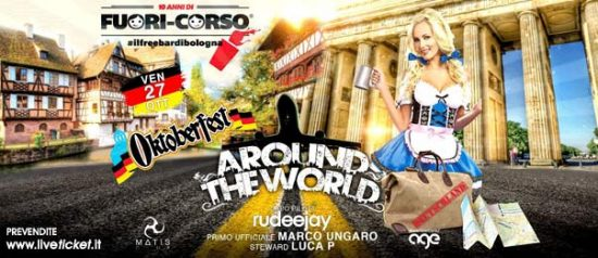 "Fuori-corso ""Around the world: Deutschland"" al Matis Dinner Club di Bologna"